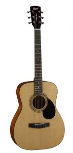 Cort AF510 OP Acoustic Guitar including Bag